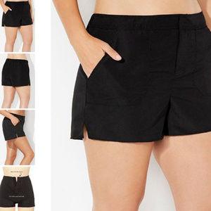 Board shorts with built in panty swim swim 713n3